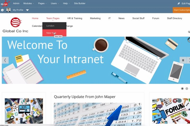 Understanding the Definition of an Intranet