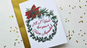 Design a Seasonal-Greeting Card to your Friends or Family Members
