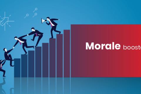 5 Ways To Improve Employee Morale