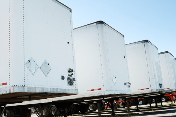 Which Semi-Trailer Should You Choose for Storage?
