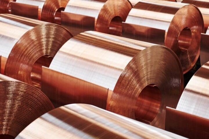 Investment In Copper Industries